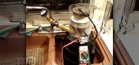 Tesla Science Project How To Make Hydro Electric Power With A Tesla Cd Turbine