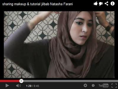 tutorial jilbab wisuda natasha farani cara memakai jilbab praktis ala natasha farani cara