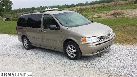 armslist for sale trade 2004 oldsmobile silhouette gls
