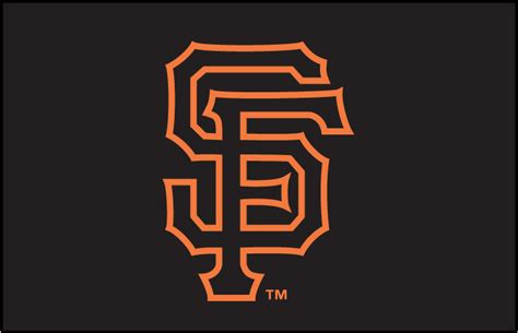 Sf Giants L by San Francisco Giants Font