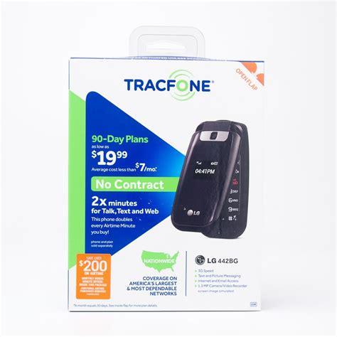 tracfone lg flip phone tracfone lg 442bg prepaid flip phone