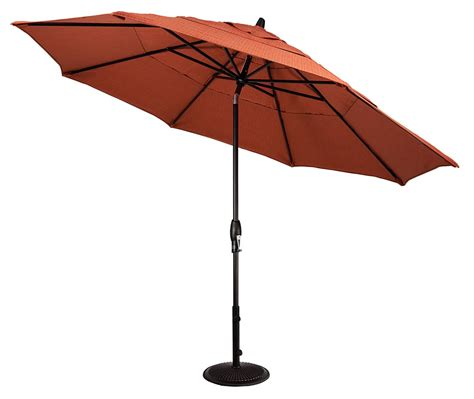 Best Patio Umbrellas 9 Foot Auto Tilt Market Umbrella By Treasure Garden Best Hearth Patio