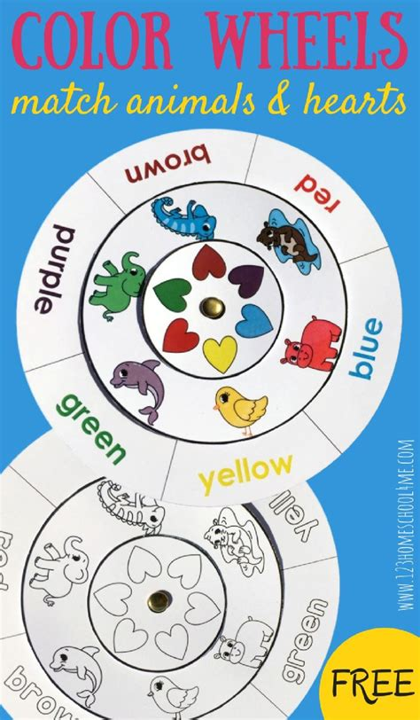 color matching wheel learn colors with free color matching wheels www