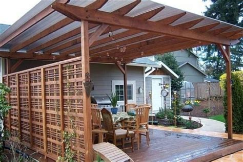 Design Ideas For Suntuf Roofing Fabric Attached Pergola Roof Pergola Roof Ideas Gallery Ahigo Outdoor Fabric For Pergola Roof