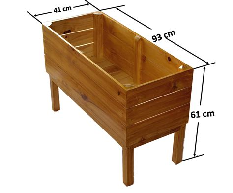 Planter Box Sizes by Raised Planter Box Only For Bangalore Delivery