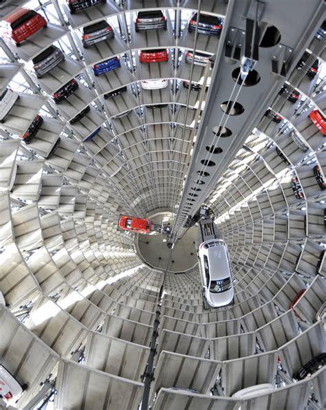 Cool Home Garages by Quot Autostadt Quot Volkswagen Theme Park Arch2o Com