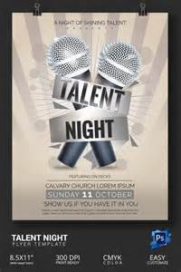 talent show flyer template 18 amazing talent show flyer templates psd free