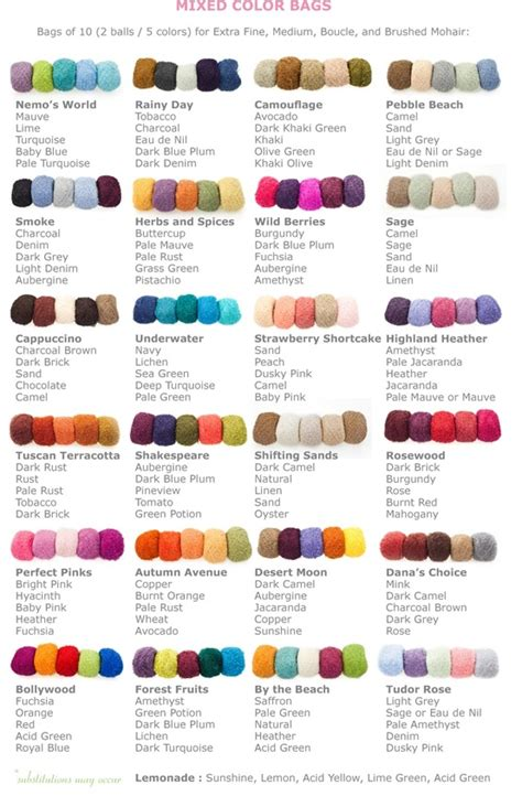 color pairings yarn color combinations do it and how