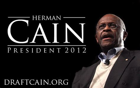 Mr Color Herman herman cain will never get serious consideration from on democratic plantation thyblackman