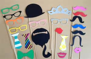 picture props mind boggling wedding photo booth prop ideas cardinal bridal