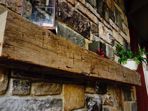 barn beam mantel cz woodworking