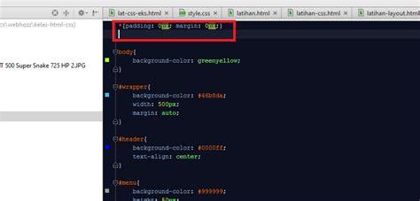 tutorial codeigniter kaskus menambahkan css reset pada website webhozz