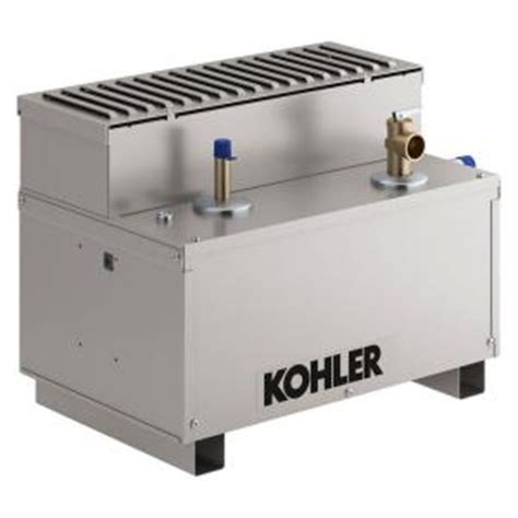 kohler invigoration 13kw steam bath generator k 5533 na