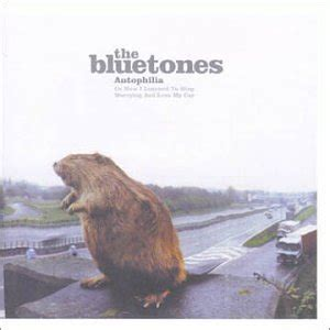 Cd The Bluetones Science bluetones autophilia pt 1
