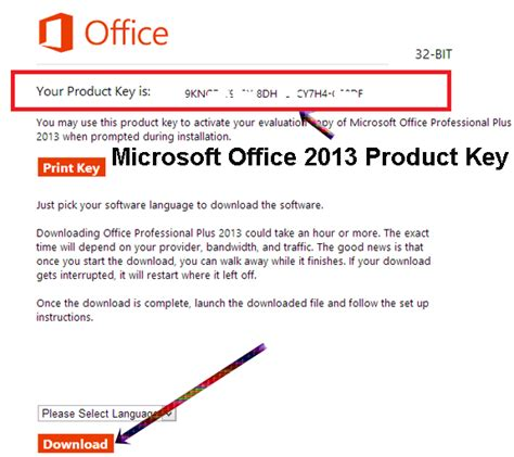 Product Key Microsoft Office Microsoft Office 2013 Professional With Product Key For Free Officially All Tech Buzz