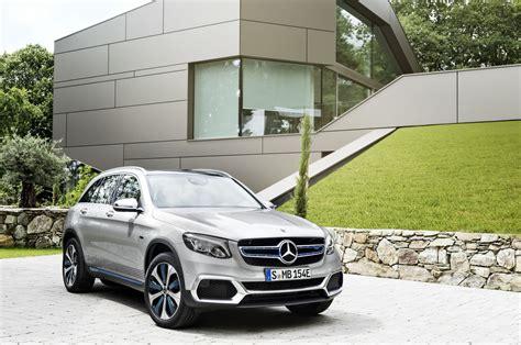 Brennstoffzellenauto Mercedes by Mercedes Glc F Cell Kombiniert Brennstoffzelle Und Batterie