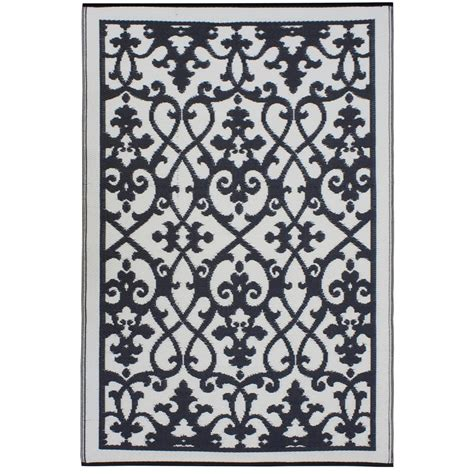 Fab Habitat Outdoor Rug Quot Venice Quot Reversible Outdoor Rug From Fab Habitat 174 6x9 232705 Outdoor Rugs At Sportsman S Guide