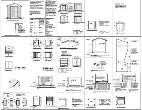 shed plans suggestions  assist  build
