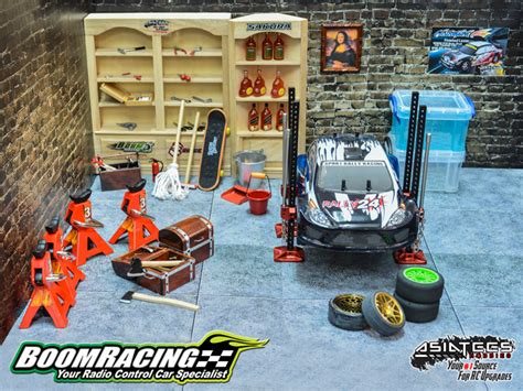 Garage Rc Boom Racing Rc Garage Giveaway Asiatees