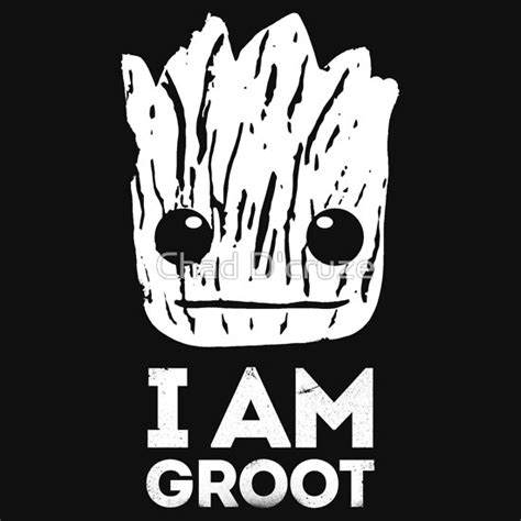Baby Groot Im Groot Black 2 T Shirt baby groot guardians of the galaxy quotes quotesgram