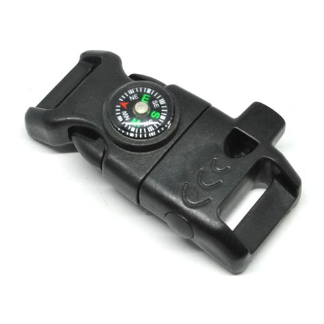 wstang survival buckle with starter compass and whistle black jakartanotebook