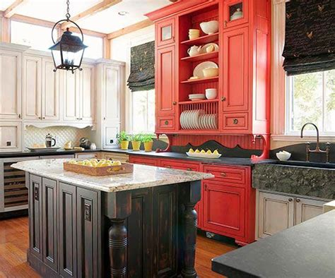 different ways to paint kitchen cabinets 10 kitchen color trends new kitchen accent colors and