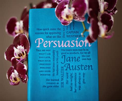 Word Cloud Classic Persuasion The Book Castle
