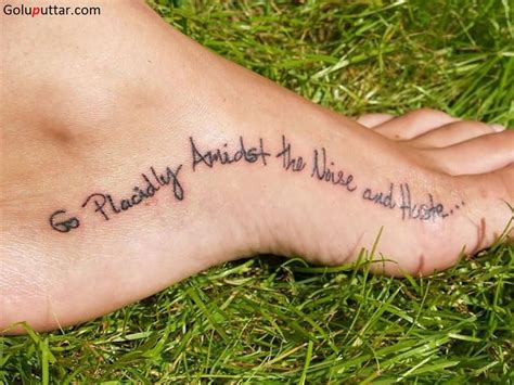 best quote tattoos ankle quotes tattoos
