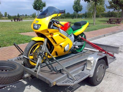Motorradanh Nger Wohnmobil by Motorrad Transport Europaweit Motorrad Transport Anh Nger