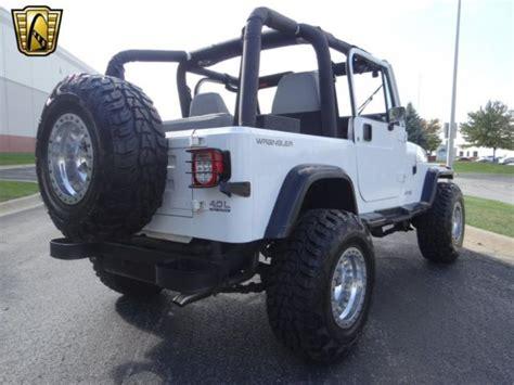 jeep 242 engine 1993 jeep wrangler 120553 white suv 6