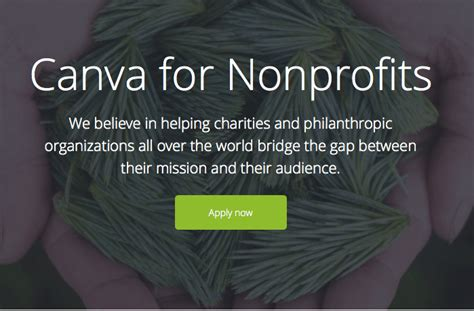 canva nonprofit how to create visual content for ngo