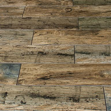 Redwood Natural 6x36 Wood Plank Porcelain