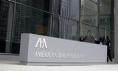 american bar association sections trump libel article will run in aba publication law com