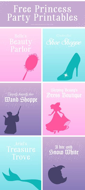 printable princess quotes royal princess party quotes