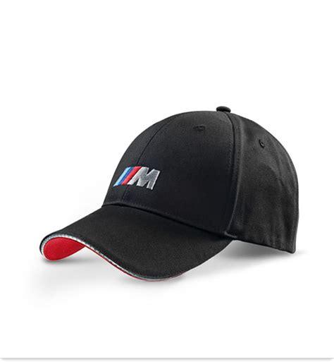 bmw m logo genuine sports baseball cap hat unisex