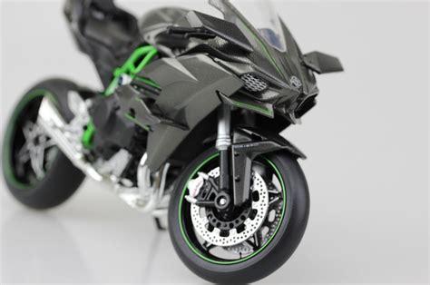 Motorrad Kawasaki Ninja H2r by Automaxx Releases Kawasaki Ninja H2 And H2r In 1 12 Scale