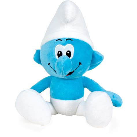 smurf the smurfs soft toy plush 20cm ociostock
