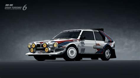 Lancia Delta Rally Lancia Delta S4 Rally Car 85 Gran Turismo 6