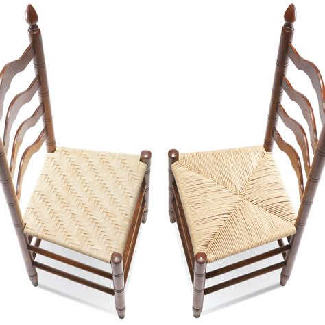 Seat Chairs by Traditional Woven Chair Seats Popular Woodworking Magazine