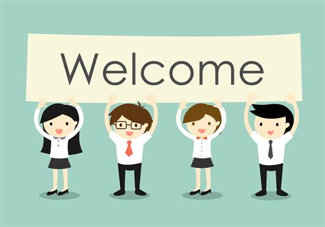 How To Make Your New Employees Feel Welcome Welcome New Employee Sign Template
