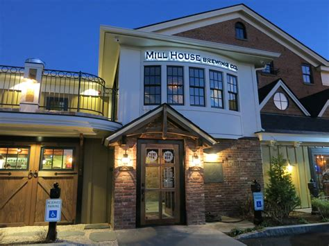 mill house brewery hyde park ny home to a radical us president and top chefs