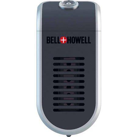 bell howell ionic maxx air purifier  ionizer  uv germicidal protection walmartcom