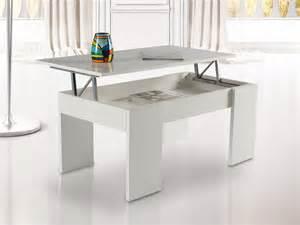 mesa centro sal 243 n elevable comprar mesa para sal 243 n blanco