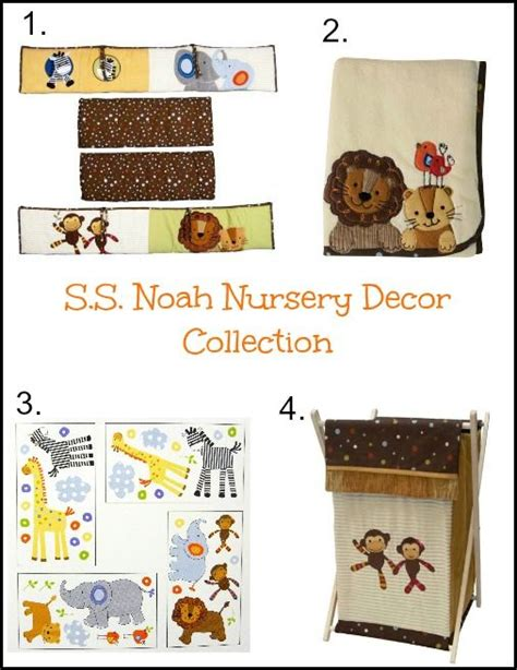 Lambs S S Noah 9 Crib Bedding Set by Lambs S S Noah Noah S Ark Nursery Decor Here