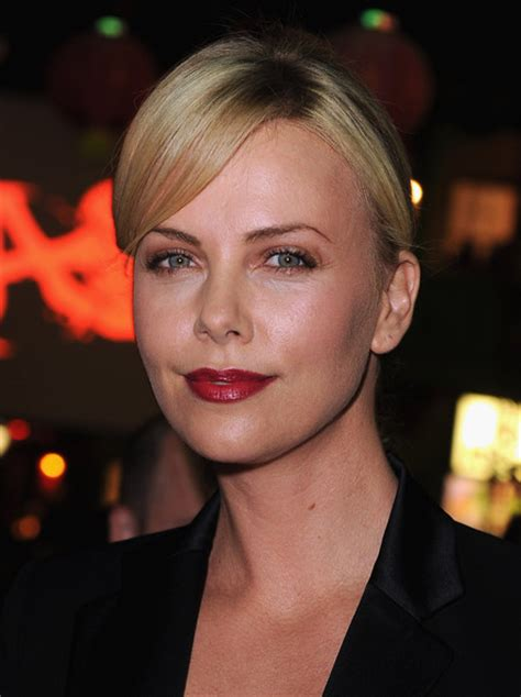 Whats Lipstick The Scoop On Charlize And Katharines Shades by Charlize Theron Photos Photos Rage Official Launch