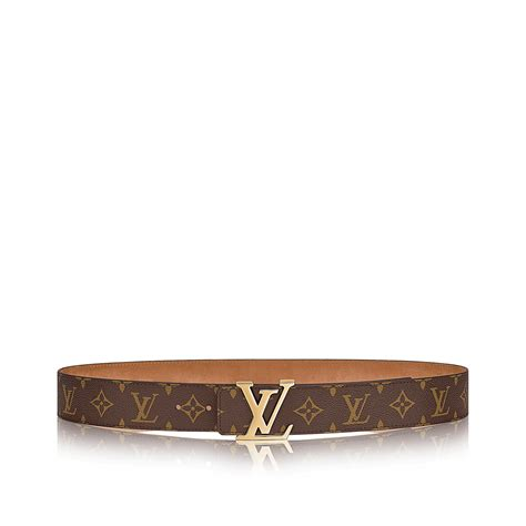 Monogram Home Decor by Lv Initiales 40mm Monogram Canvas Accessories Louis