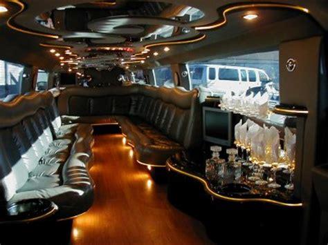 hummer limousine interior l interieur d un hummer limousine de xm3