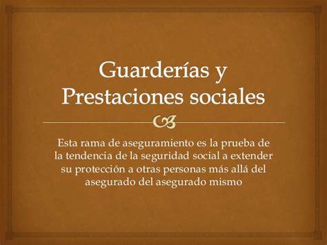 prestaciones sociales contabilidad y finanzas guarder 237 as y prestaciones sociales