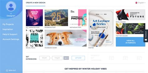 canva similar website 50 free content creation tools