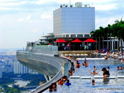 marina bay sands infinity pool entrance fee singapore s sky park pool pools i wouldn t be upset if